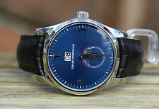 Girard Perregaux Classic Elegance Blue Stainless Steel Moonphase 4953 Limited
