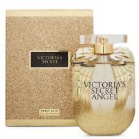 Victoria's Secret ANGEL GOLD Perfume Spray Eau De Parfum 1.7 oz SEALED NEW