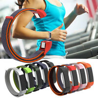 New For Fitbit Alta Strap Alta HR Wrist Bands Nylon Bracelet Smart Replacement