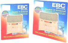 Sintered Double-H Brake Pads Front Set EBC FA88HH