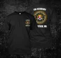 FBI Academy Quantico - Custom Men's T-Shirt Tee