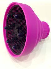 Difusor Universal PortatiL Plegable SilicoNa Color Rosa