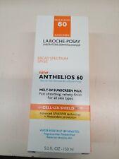 La Roche Posay Anthelios Spf60 Face & Body Melt-in Sunscreen Milk Expire 01/2020