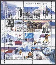 ANTARTICO AUSTRALIANO - 2001 -100° prime attraversate antartiche e 50° ANARE