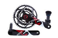 MOWA Five Mountain Bicycle Bike Triple Cycling Crankset 44/32/22t 175mm Black