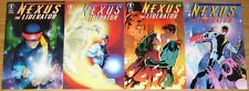 Nexus: the Liberator #1-4 VF/NM complete series ADAM HUGHES dark horse set 2 3
