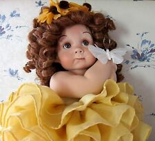 SUZY Q Artist Doll RARE LE #'d signed w/ Papers Cindy Rolfe MINT SEE ALL PHOTOS