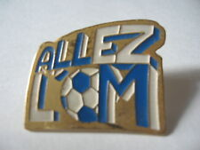 PINS FOOTBALL *ALLEZ L'OM* / 3