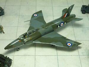 Supermarine Swift FR.5, 2 Sqn RAF 1/72 kit built & finished for display