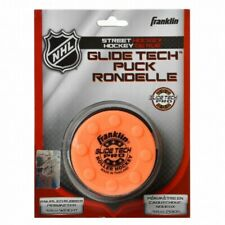 Franklin NHL Glide Tech Pro Street Puck, Inline Roller Hockey Puck