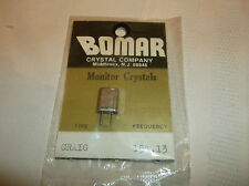 SCANNER CRYSTAL 154.13 FREQUENCY( NEW ) 1PC.