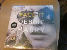 Debbie Harry Face It VINYL 2 LP SEALED Book Store Day blondie is a band deborah