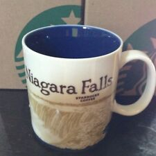 Brand New Starbucks Niagara Falls Global Icon Mug: Discontinued & Hard To Find!