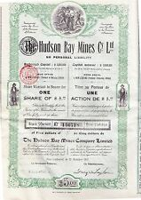 The Hudson Bay Mines, New Liskeard 1911