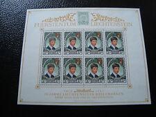 LIECHTENSTEIN - timbre/stamp Yvert et Tellier n° 862 x8 n** (Z2)