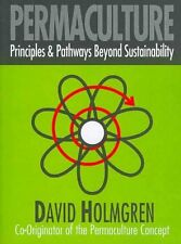 PERMACULTURE - DAVID HOLMGREN (PAPERBACK) NEW