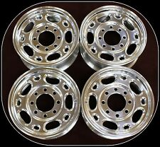 "New Chevy Silverado Express Van 16"" 8 Lug Alloy Wheels Rim 2500 3500 HD Duramax"