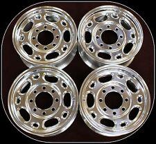 "New Chevy Silverado Express Van 16"" 8 Lug Alloy Wheels Rim 2500 3500 HD Duramax"