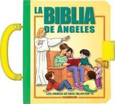 La Biblia de Angeles by Scandinavia - Padded Board Book - Retail $14.99