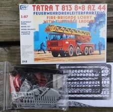 Feuerwehr Drehleiter Tatra T-813 8x8 AZ 44   - Feuerwehr     1:87