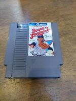 Ryne Sandberg Plays Bases Loaded 3 (Nintendo Entertainment System, 1991)