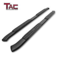 For 2005 2021 Toyota Tacoma Double Cab 425 Side Steps Nerf Bars Running Boards