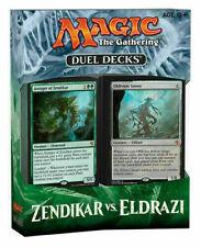 MTG Magic the Gathering ZENDIKAR vs ELDRAZI Duel Decks. New Sealed! OOP!