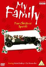 MY FAMILY - FOUR CHRISTMAS SPECIALS - DVD - REGION 2 UK