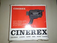 Cinerex XL250 Retro Vintage 8mm movie cine film camera