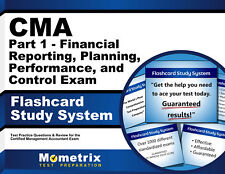 CMA Part 1 - Financial Planning, Performance and Control Exam Flashcard System