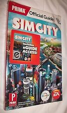 SimCity : Prima Official Game Guide by Prima Games Staff and David Knight (2013,