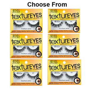 Ardell 1 Pair TexturEyes Lash Invisiband CHOOSE FROM - 575/576/577/578/579/580