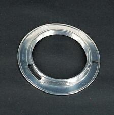 Silver M42 Lens to PK Mount Adapter Ring For Pentax K-30 K-5 K-R K-X K-7 K-M New