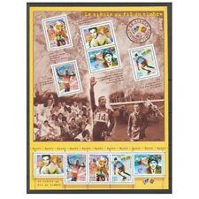 Bloc Feuillet BF29 - Le siècle au fil du timbre - Le sport (sans carton) - 2000