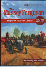 Massey Ferguson Special Edition DVD -  TE20 In Colour