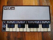 More details for rare vintage/retro 1960's woc 100 mini electronic organ
