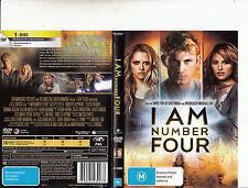 I Am Number Four-2011-Alex Pettyfer-Movie-DVD