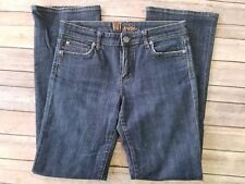 Kut From The Kloth Womens Boot Cut Dark Wash Jeans Tag Size 8