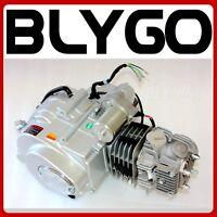 BT 125cc 3+1 Semi Auto + Reverse Engine Motor PIT QUAD DIRT BIKE ATV DUNE BUGGY