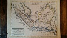 More details for 1730 antique copperplate map sunda islands singapore malaysia java - herman moll