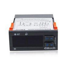 3 Relay Digital Temperature Controller with 2 sensor refrigeration defrost 9100