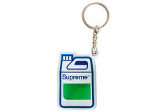 SUPREME JUG KEYCHAIN GREEN FW19, IN HAND Ships Today