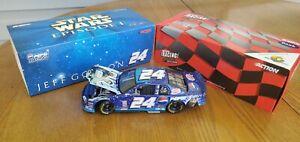Jeff Gordon 1999 #24 Star Wars Pepsi Chevy RCCA 1:24 NASCAR Diecast CW Bank