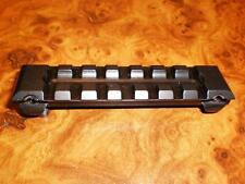 Blaser R93 R8 LRS 2 K95 S2 100% Steel Weaver  Rail Adaptor/Base 90mm Long