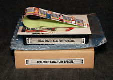 Real Bout Fatal Fury Special US English MVS Kit • Neo Geo JAMMA Arcade •SNK RBS