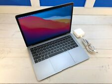 """Apple MacBook Air Touch ID 2018 13"""" Laptop 1.6GHz 128GB SSD 8GB RAM Space Gray"""