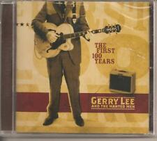 GERRY LEE And The Wanted Men - CD - First 100 Years - BRAND NEW