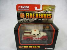Corgi Showcase Collection Fire Heroes SeaGrave 70th Anniversary Pumper CS90066