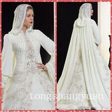 2017 Celtic Beading Wedding Dress Dubai Medieval Bridal Gowns Renaissance Custom