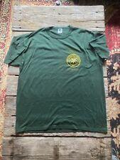 Mens Vintage XL Webelos Week Leader Shirt Chesterfield Scout Reservation MA BSA